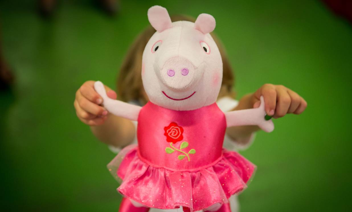 Entertainment One to make more Peppa Pig