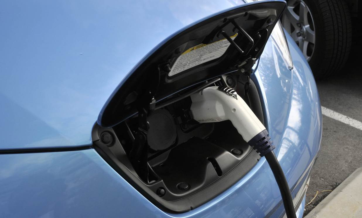 Electric car market goes zero to 2m in five years