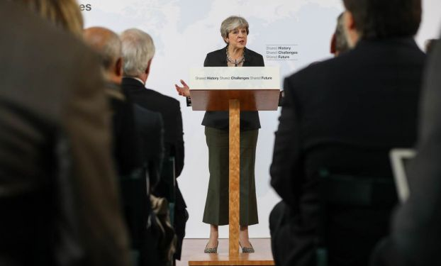 May tries to break Brexit deadlock with new plan for departure