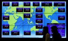 Global growth worries and oil slide drag British stocks down