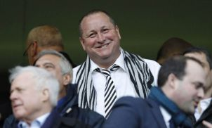 Mike Ashley is taking over as CEO of Sports Direct