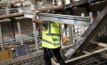 Balfour Beatty posts higher first-half profit, raises cash forecast