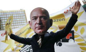 Amazon workers across Europe go on strike