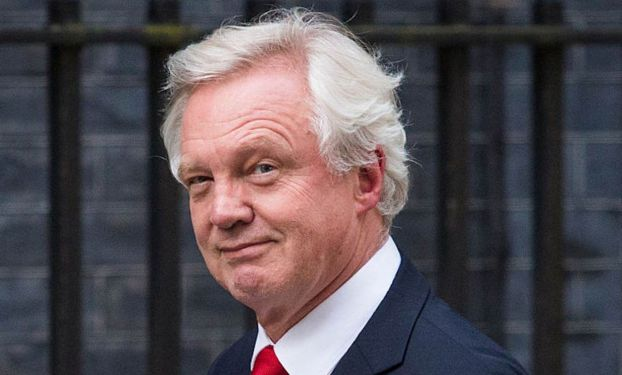 David Davis rebuffed City hopes for Brexit transition deal