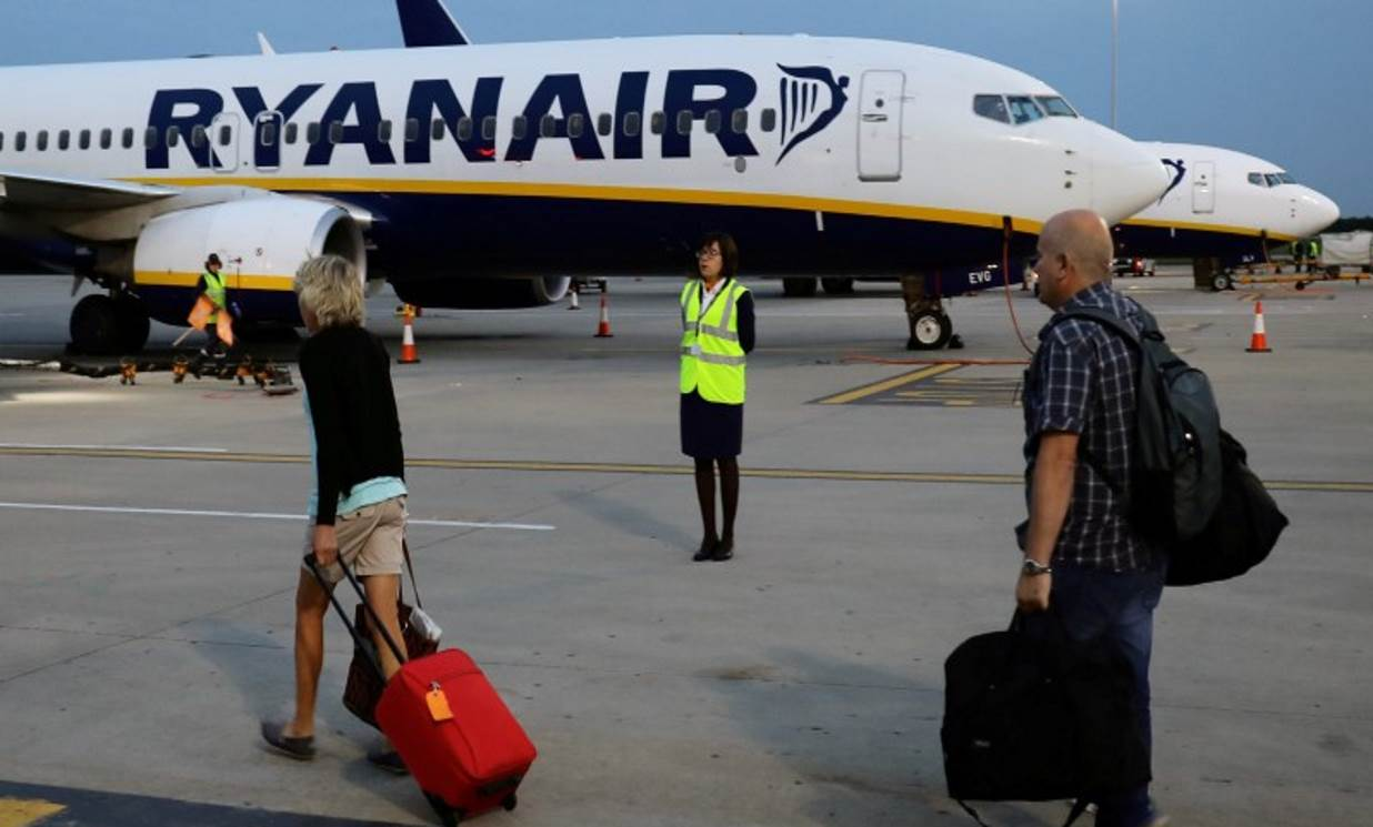 Ryanair promises pilots significant improvements in pay, conditions