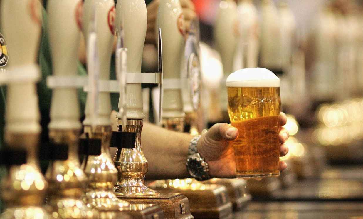 Pumps primed for growth in British pubs