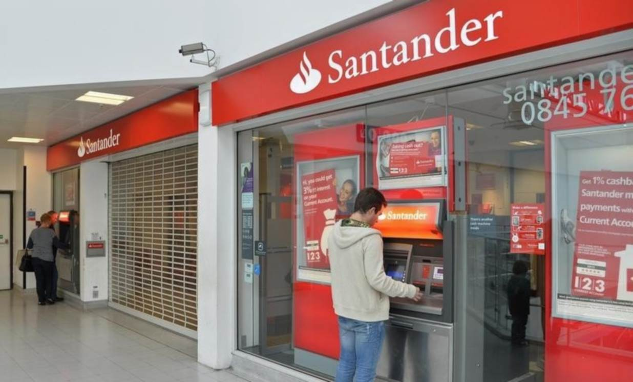 Image gallery santander uk - Be up santander ...