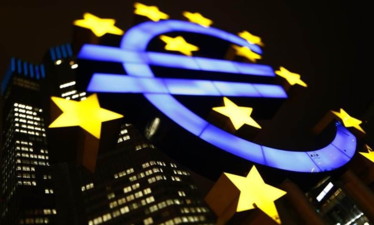 Euro Area Inflation Rate Stays Negative As Ecb Mulls Outlook