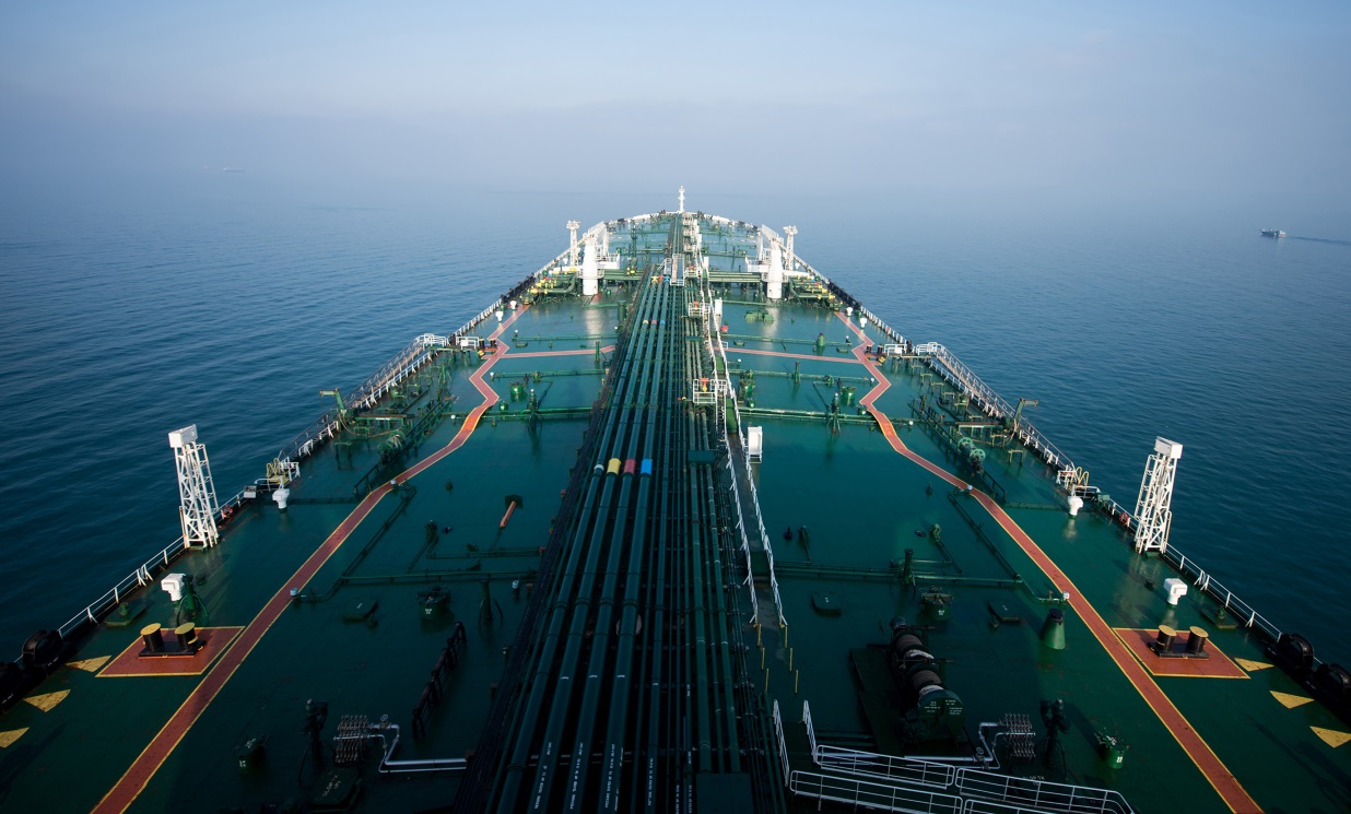 Morgan Stanley Says A Shipping Revolution Has Oil Headed