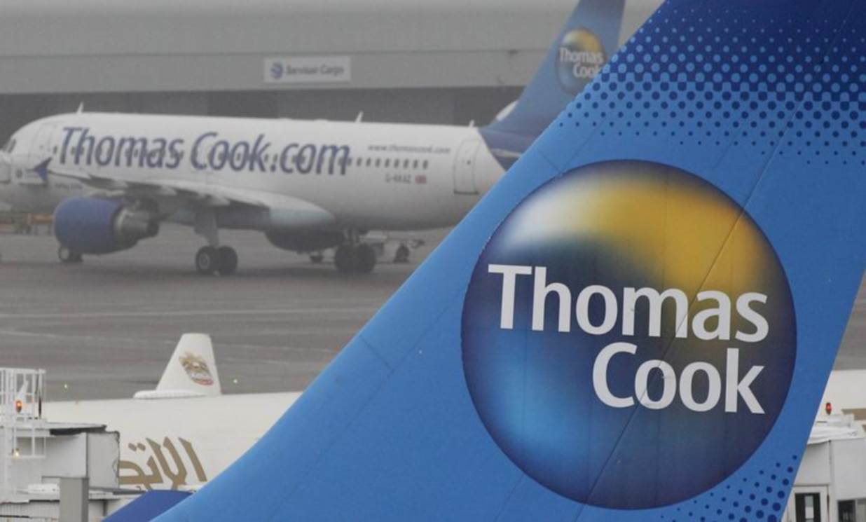 Thomas Cook seeks £750m capital injection from China's Fosun