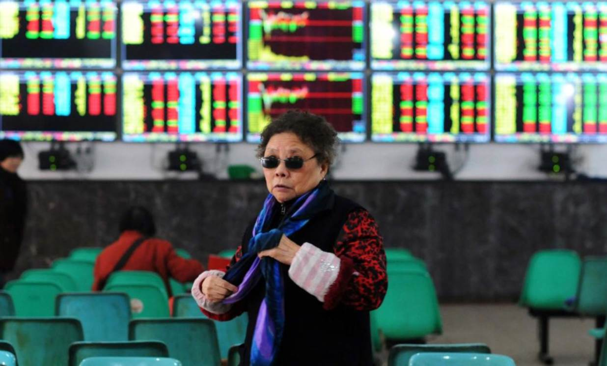 China's stock market: how to make sense of the bloodbath