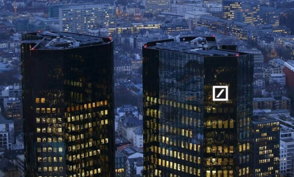 Deutsche Bank says revenue to stay 'broadly flat' this year