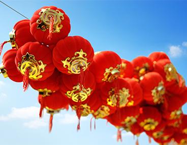 China - the passive option